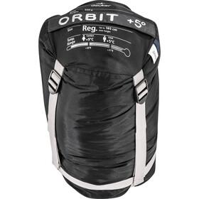 Deuter Orbit +5° Schlafsack regular granite-steel